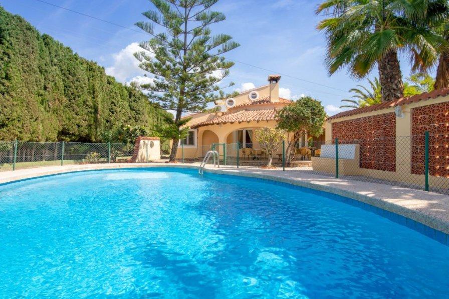 Villa in Spain, San Bernardo