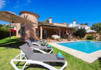 3 bedroom Villa for rent in Las Chapas