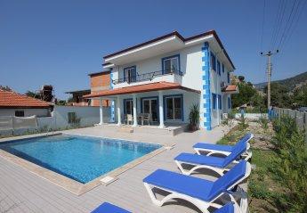 6 bedroom Villa for rent in Dalyan