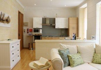 1 bedroom Apartment for rent in Valletta