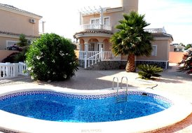 3-Bedroom Villa with Own Pool