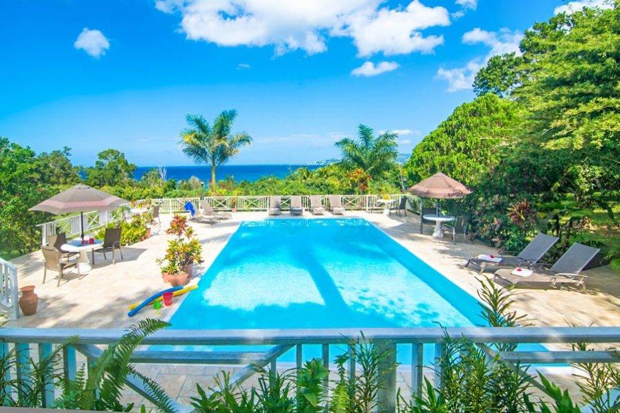 Owners abroad Villa Delonix