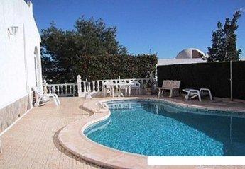 Villa in Spain, Urbanización Blue Lagoon: Private walled pool
