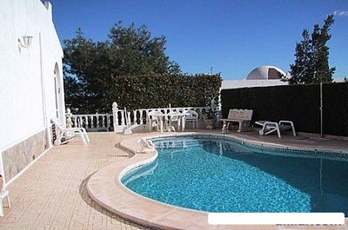 Owners abroad Blue Lagoon 2 Bed Villa, Private Pool, Amenities, Golf and Sun!