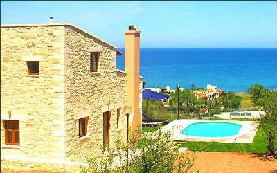 Owners abroad 5 bed villa in Rethymno