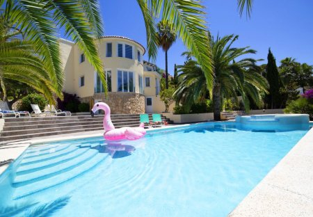 Villa in Montemar-La Vinya, Spain
