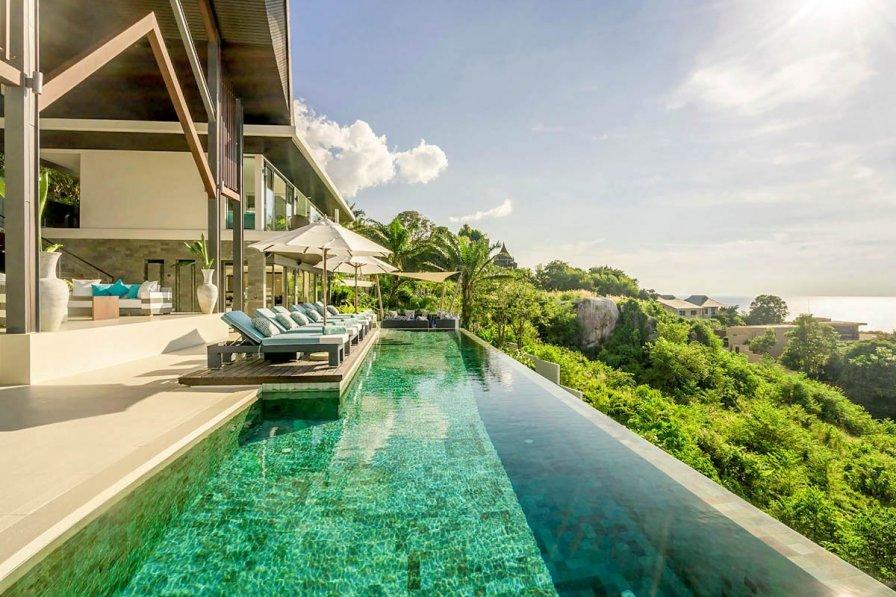 Owners abroad Villa Samira