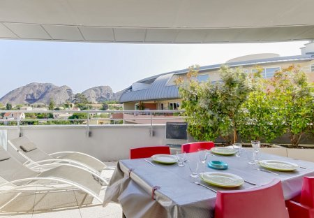 Apartment in Extension Centre Ville, the South of France
