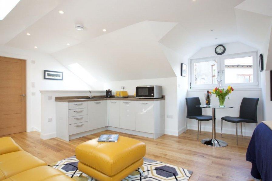 Studio apartment in United Kingdom, Pitlochry