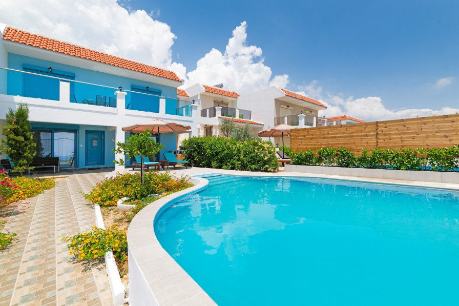 Apartment in Greece, Afantou