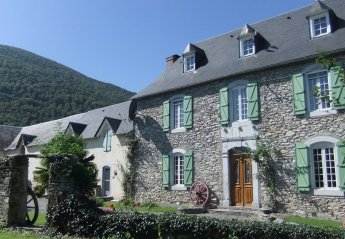 Country House in France, Saint-Arroman