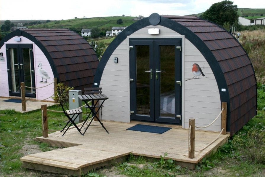 Cabin in United Kingdom, Whitewell