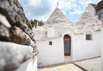 1 bedroom Villa for rent in Alberobello
