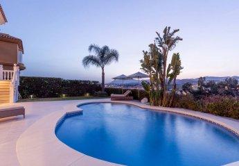 5 bedroom Villa for rent in Nueva Andalucia