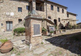 2 bedroom Apartment for rent in Castelnuovo Berardenga