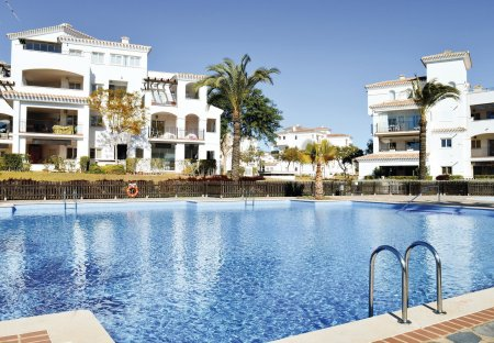 Apartment in Hacienda Riquelme Golf Resort, Spain
