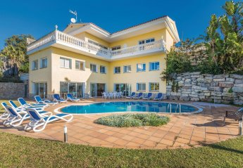 6 bedroom Villa for rent in Tossa de Mar
