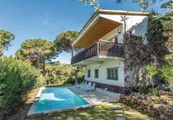 5 bedroom Villa for rent in Lloret de Mar