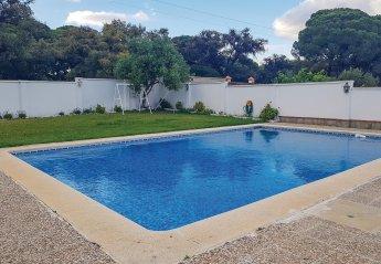 5 bedroom Villa for rent in Arcos de la Frontera