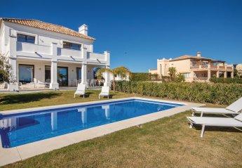 4 bedroom Villa for rent in Casares Costa