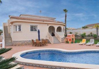 4 bedroom Villa for rent in Rojales