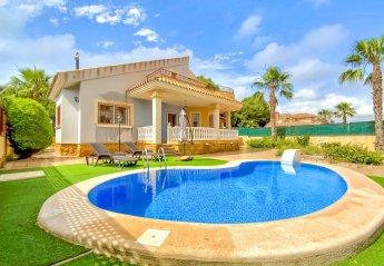 3 bedroom Villa for rent in Playa Honda