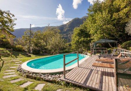 Villa in Vallico di Sopra, Italy