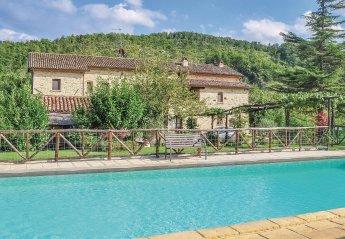 9 bedroom Villa for rent in Monte Santa Maria Tiberina