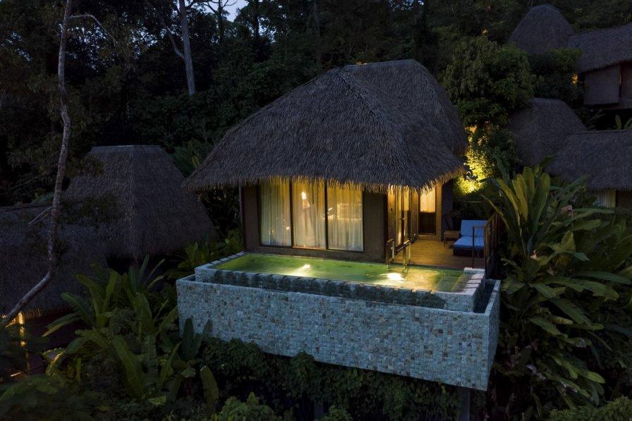 Owners abroad Villa Bencha