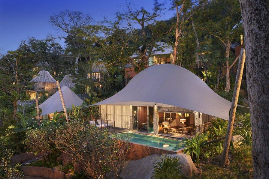 Owners abroad Villa Bua