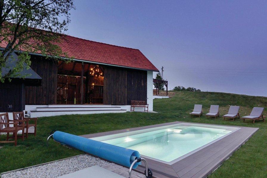 Villa in Slovenia, Kančevci