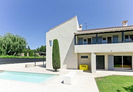 Villa in Maussane-les-Alpilles, the South of France