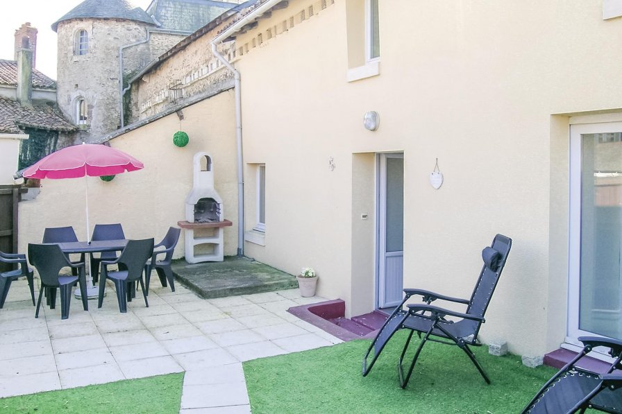 Holiday villa in Mouilleron-Saint-Germain, France