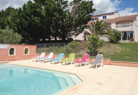 Villa in Le Bosc, the South of France