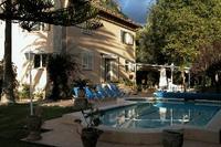 Villa in Spain, Valldemossa: Villa Valldemossa - a typical evening setting!
