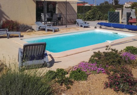 Villa in Argeliers, the South of France