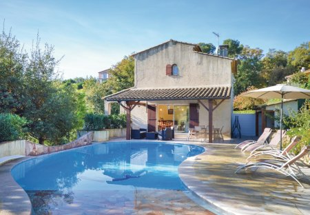 Villa in La Gaude Nord, the South of France