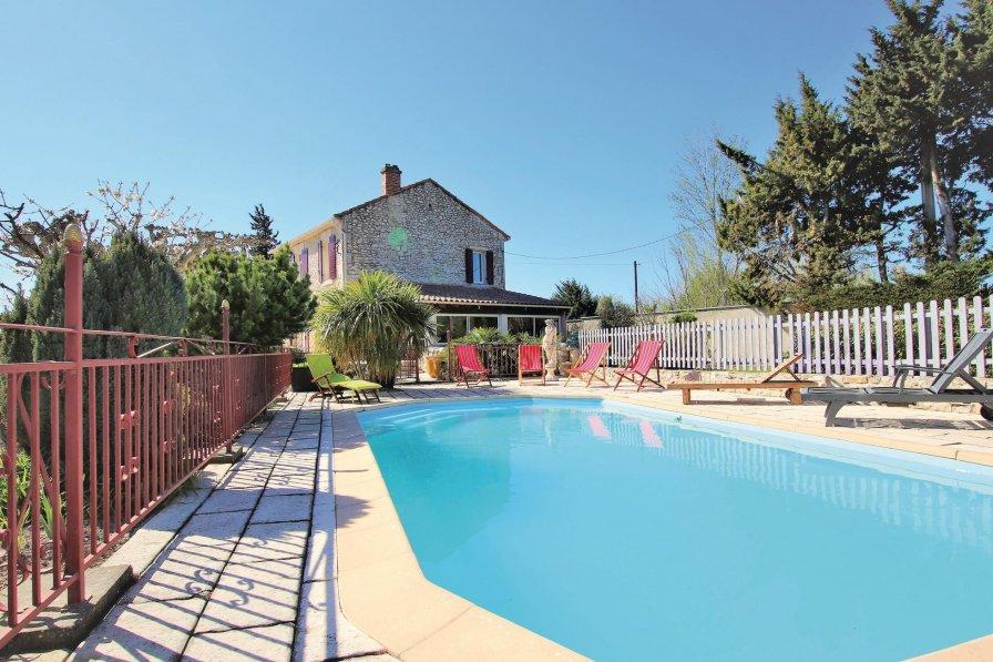 Villa in France, Saint-Andiol