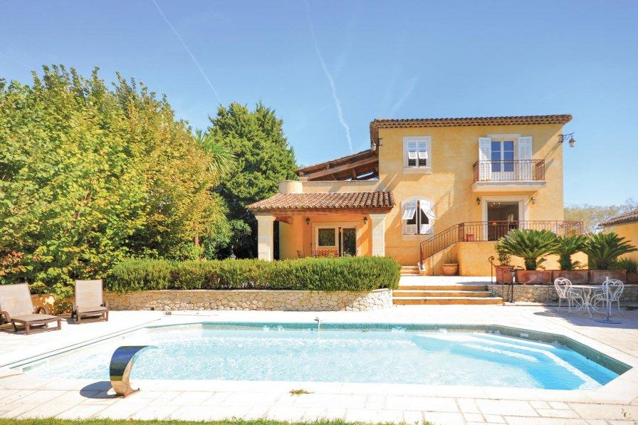 Quartiers Est Les Salettes-Les Campons villa to rent