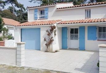 3 bedroom Villa for rent in La Tranche sur Mer