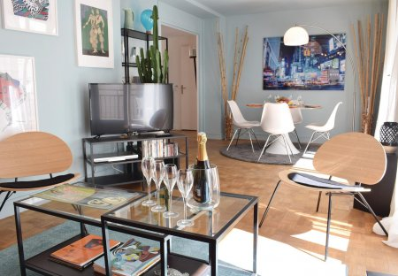 Apartment in Vieux Marche Palais de Justice, France