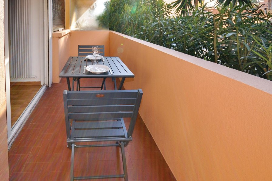 Studio to rent in Cap Martin, South of France