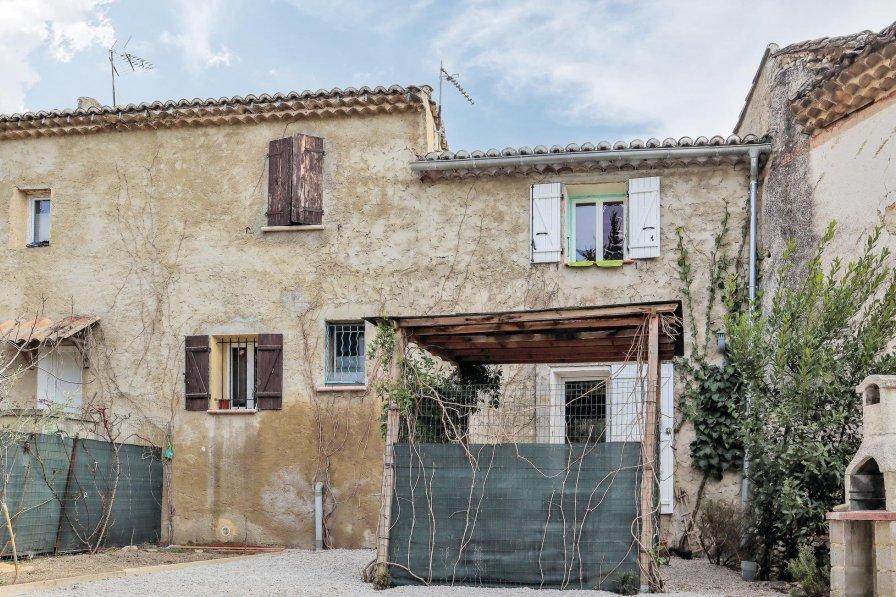 Villa in France, Sablet