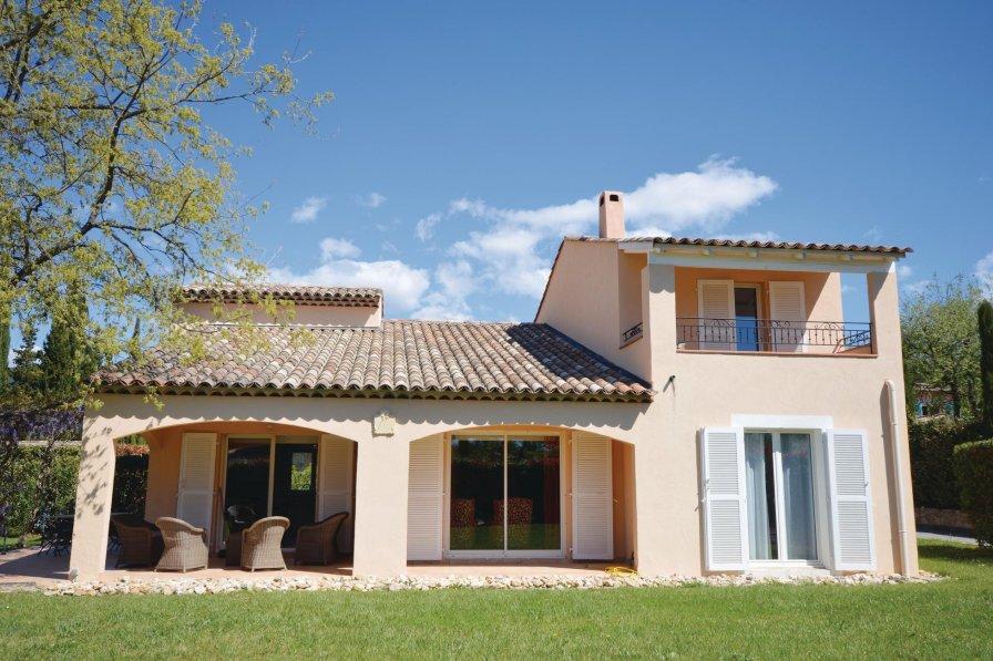 Villa rental in Cabris, South of France