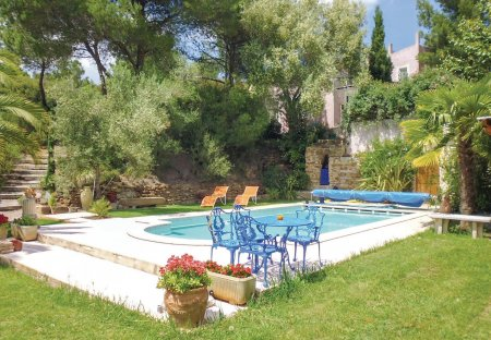 Villa in Montséret, the South of France