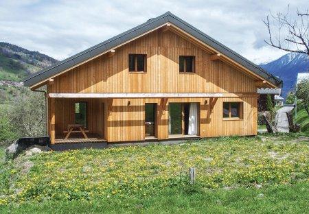 Villa in Les Avanchers-Valmorel, France