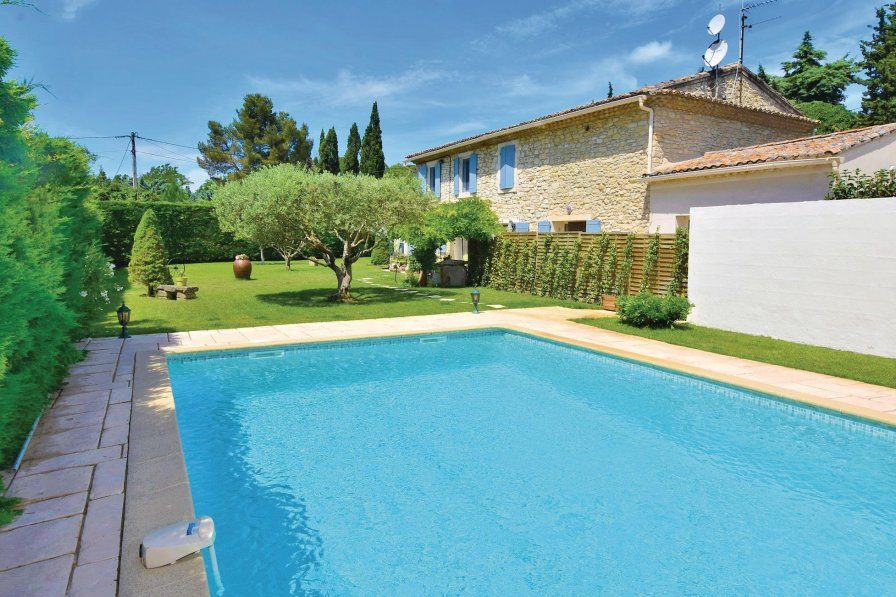 Holiday villa in Carpentras, South of France