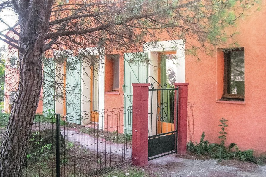 Villa in France, Saint-Clément