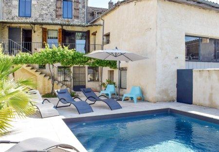 Villa in Montpezat, France
