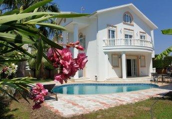 3 bedroom Villa for rent in Belek
